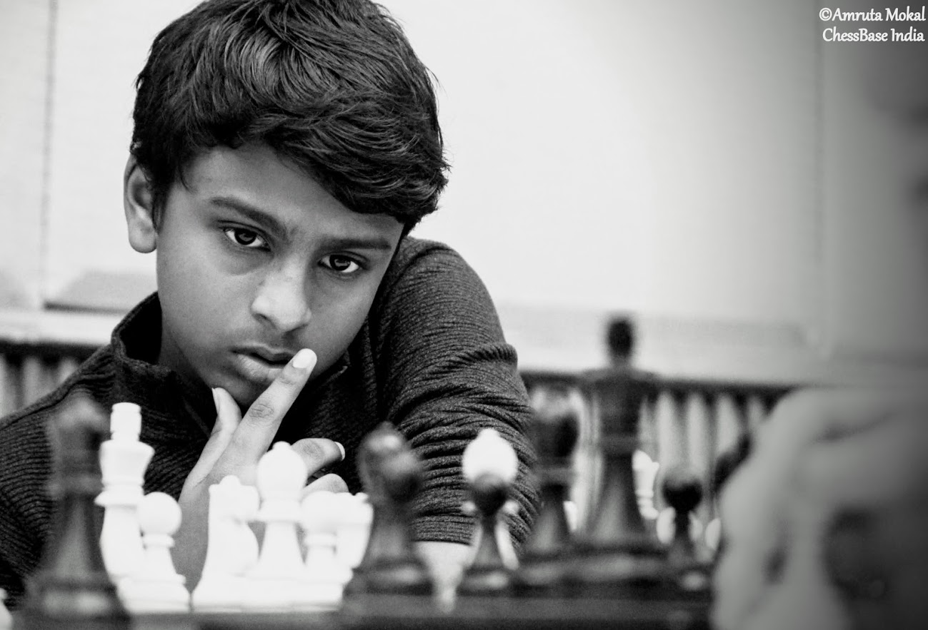 You are currently viewing Abhinandan in second position at World youth under 14 open Championship!