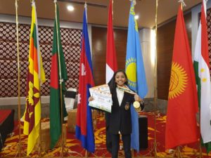 Read more about the article Congratulations to Alana Meenakshi for coming First in Rapid & Blitz in Western Asia under 8 Girls championship 2019!