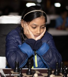 Read more about the article Alana Won U-10 Girls and 2nd in U-12 in National selection 2021 by AP State Chess Champ