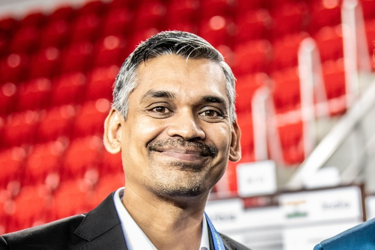 You are currently viewing GM RB Ramesh nominated for the COACH of the YEAR