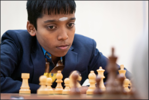 Read more about the article Praggnanandhaa crosses the 2600 ELO live rating