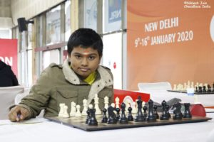 Read more about the article Pranesh became National U-16 Online Rapid Champion