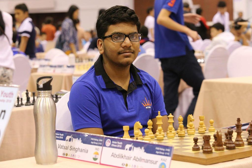 You are currently viewing Congratulations to Vatsal for his first IM norm at Czech Republic!