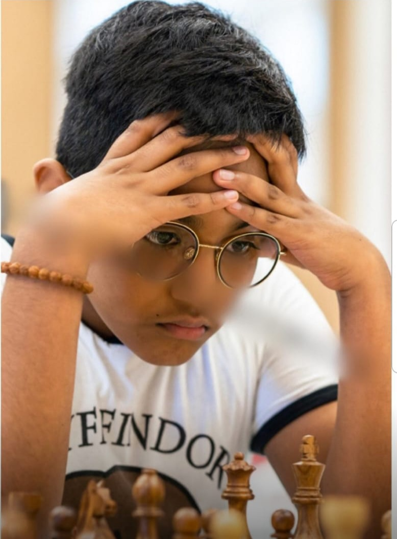 You are currently viewing Congratulations to Archit Kannan for coming second in Australian under 12 Championship 2020!