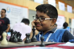 Read more about the article Congratulations IM Bharath and India A team for winning the Asian Nations Cup U14