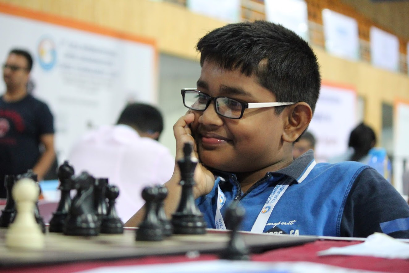 You are currently viewing Bharath Subramaniyam scored his first GM norm in Aeroflot Open