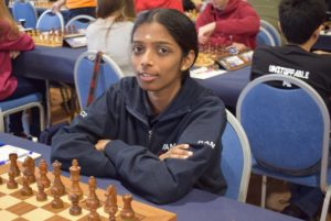 Read more about the article Vaishali wins Gold on top board for India – Asian online Nations Cup for Women!