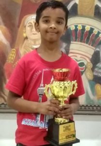 Read more about the article Prem won the 9th Chess Gurukul Advanced for Indian Students