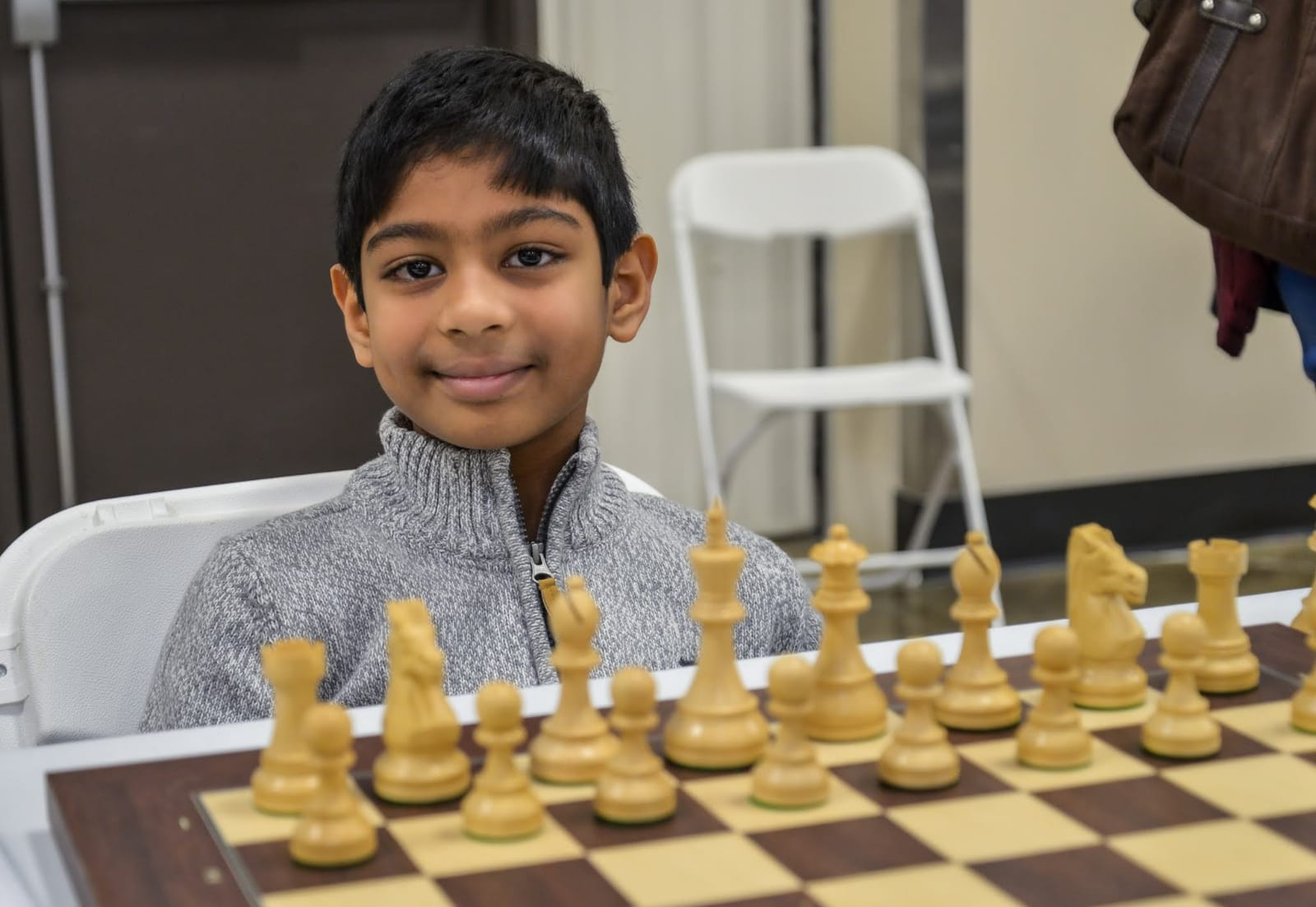You are currently viewing Darshan secured 2nd in the 6th Chess Gurukul Global Inter for US students