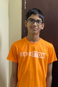 Read more about the article Aadit won the 1st CG Advanced for Indian students