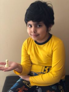 Read more about the article Arnav won the 8th Chess Gurukul Global Advanced for US Students