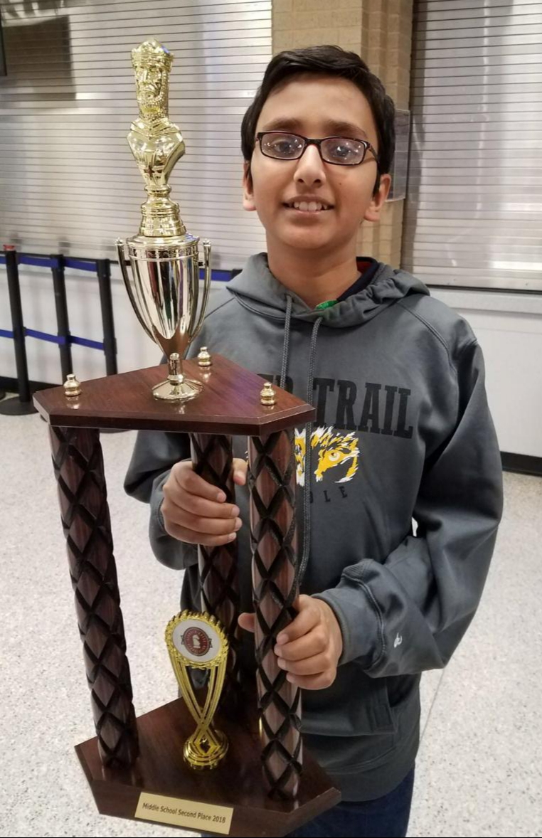 Read more about the article Ramapriya Srinivas won the 3rd CG RBR Online Group Tmt for US students