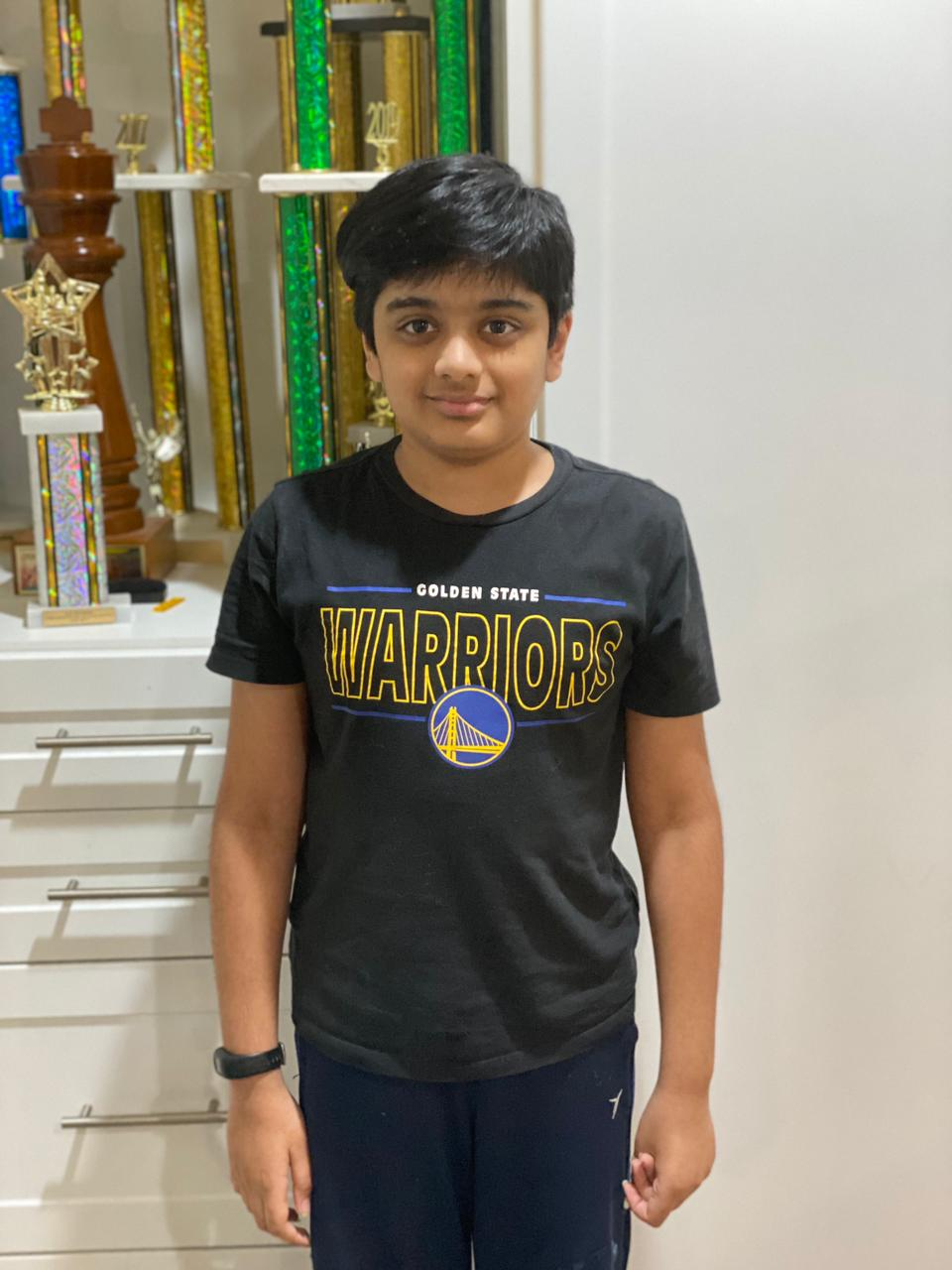 Read more about the article CG's Neeraj Harish secured 3rd increasing 242 ELO in Biel Amateur Tournament 2021