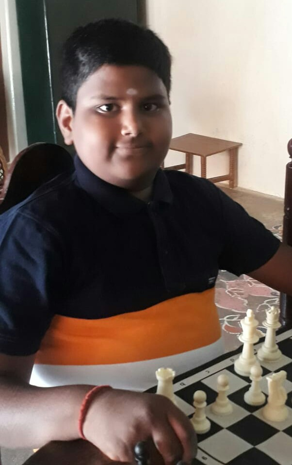 You are currently viewing Moulish Clinched the 10th Chess Gurukul Global Inter for US Students