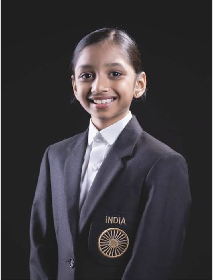You are currently viewing Alana Meenakshi became National U-10 Girls Champion
