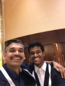 Read more about the article GM Murali Karthikeyan tied for 1st in Biel Open 2021